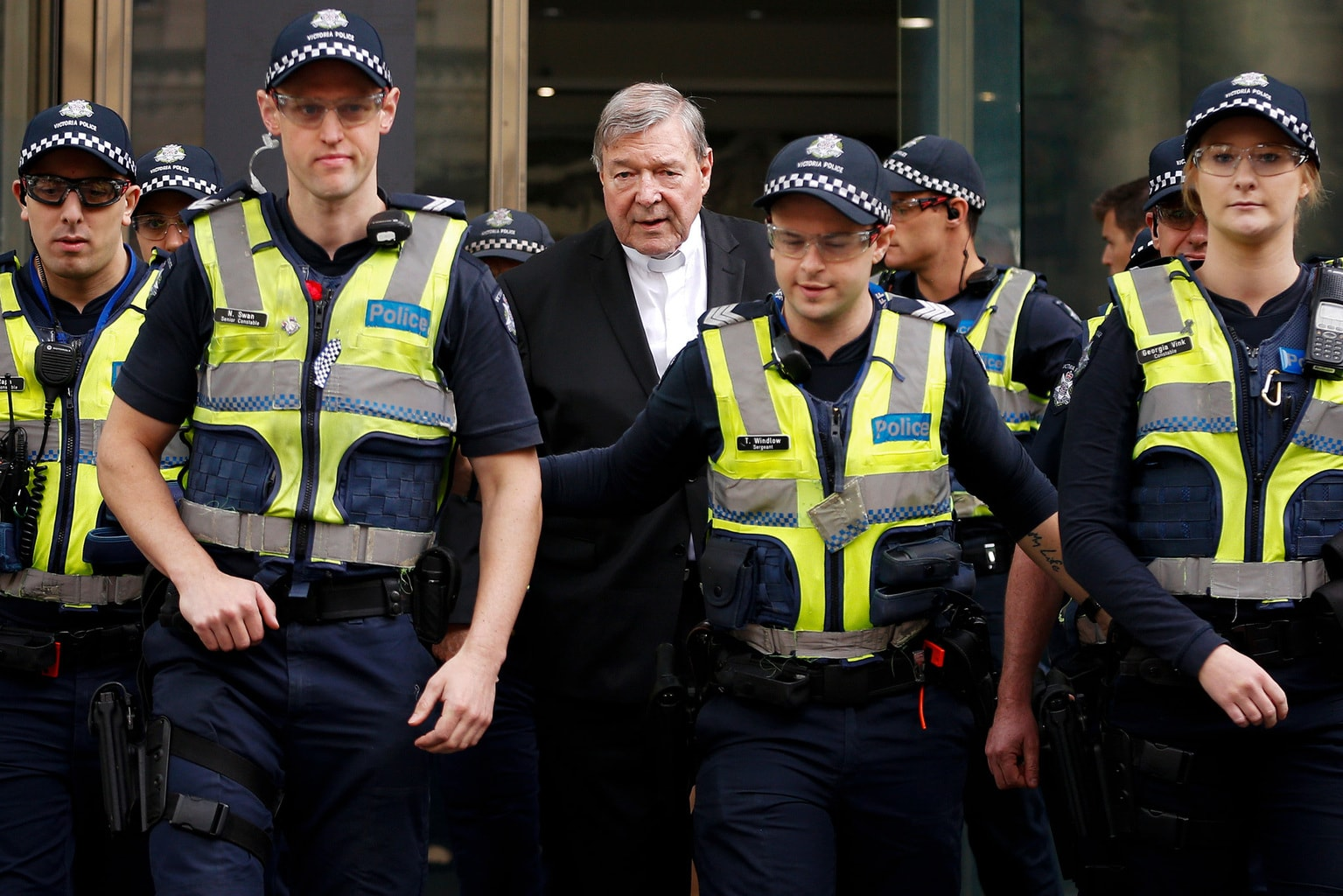 GEORGE PELL COURT